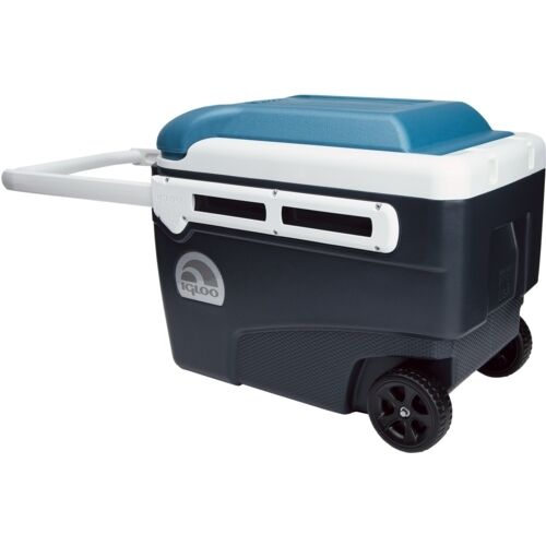 Igloo Maxcold 40 Glide Jet Carbon / Ice Blau / Weiß  Ice Cooler Cool Box