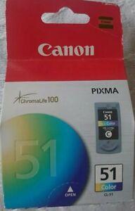 Canon-cl-51-Color