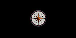 Fussmatte-Schmutzfangmatte-waschbar-Gummirand-200x100-cm-Maritim-Kompass