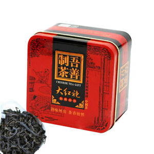 Hochwertiger-Dahongpao-Oolong-Tee-China-Da-Hong-Pao-Advanced-Schwarztee-Heiss