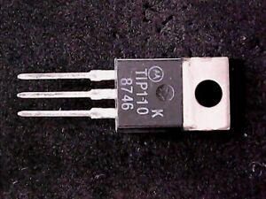 TIP110-Motorola-Transistor-TO-220-GENIUNE
