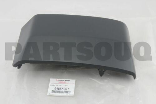 6405A057 Genuine Mitsubishi COVER,FR BUMPER,LH