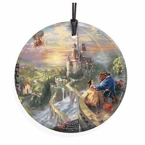 DECORAZIONE-LA-BELLA-E-LA-BESTIA-FALLING-IN-LOVE-GLASS-PRINT-THOMAS-KINKADE-2