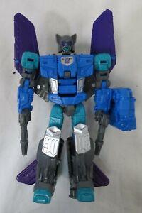 Hasbro Transformers La Puissance Des Primes Deluxe Darkwing Complet Excellent Effet De Coussin