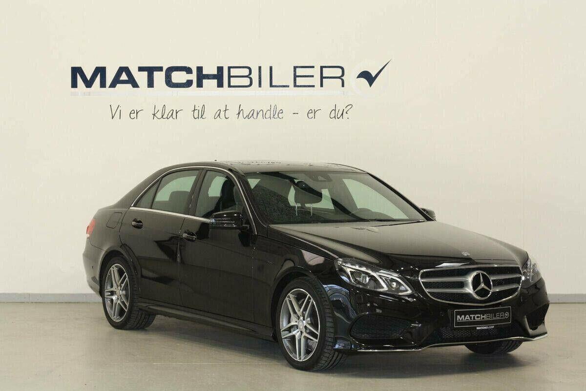 Mercedes E500 4,7 aut. 4d - 499.800 kr.