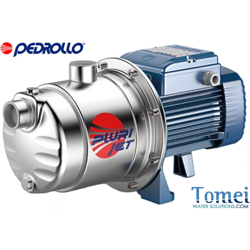 PEDROLLO PLURIJETm 4/100X Self-priming multi-stage pumps for Water home 0,75 kW