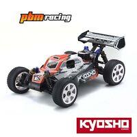Kyosho Inferno Neo 2.0 Readyset 2.4g Rc 4wd 1/8th Nitro Rtr Buggy - 33003t3b