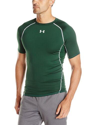 Under Armour Men/'s HeatGear Armour Short Sleeve Compression Shirt 15 Colors