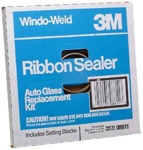 3M Windo-Weld Round Ribbon Sealer 08611 5/16 in x 15 ft Kit 51135086117 | eBay