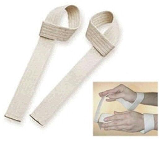 10 pair BULK LOT of Lat Straps - Traditional Cotton