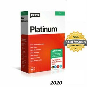 Offer-Nero-Platinum-2020-LifeTime-Multi-language-Windows-Fast-shipping
