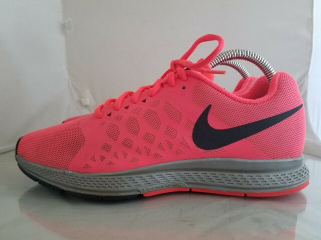 huge discount best service innovative design Womens Nike Zoom Pegasus 31 H2O Repel Flash Running Shoes Size: 9.5 Color:  Pink