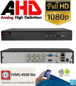 DVR-IVMS-IBRIDO-FULL-HD-TVI-AHD-CVBS-8CH-CANALI-2MP-1080P-CLOUD-P2P-CLOUD