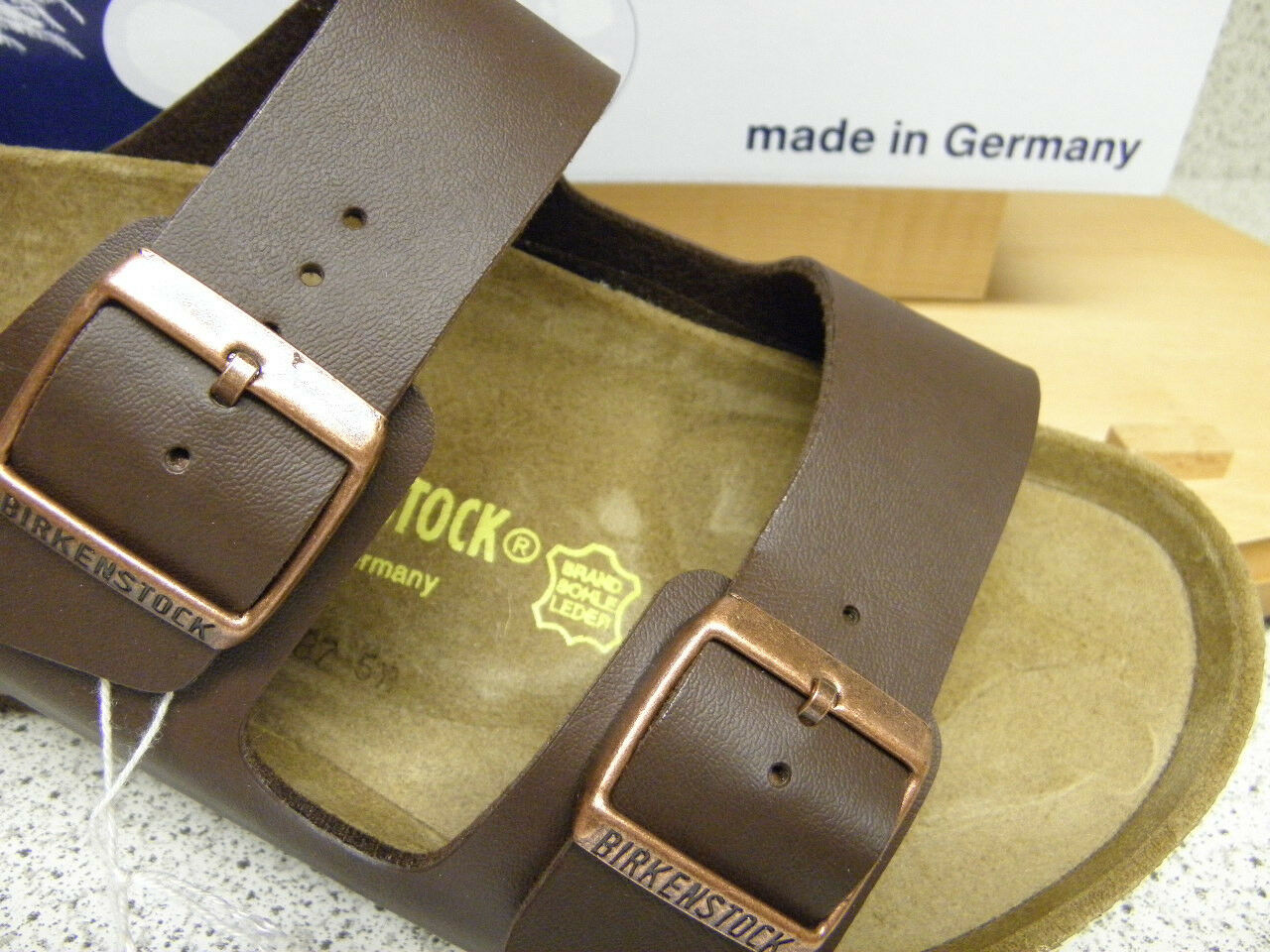 Birkenstock ® Top Preis SALE  Arizona  braun  Nr. 051703 (Bi3)