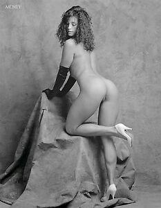 Ameretto-33-18-Black-amp-White-Fine-Art-Nude-signed-photo-by-Craig-Morey
