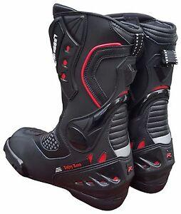 Stivali-per-moto-da-CON-ANTITORSIONE-Racing-39-40-41-42-43-44-45-46-47