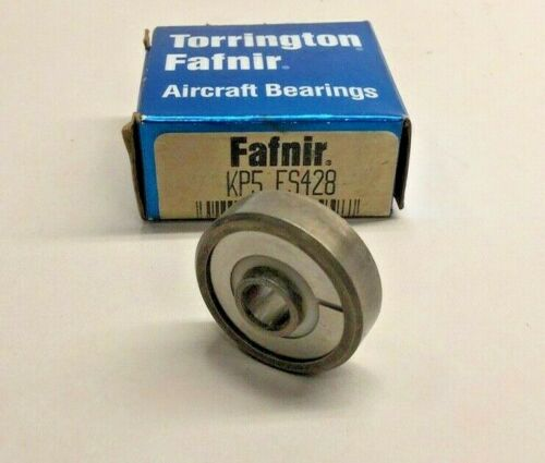 Fafnir KP5 FS428 Control Ball Bearing Double Sealed