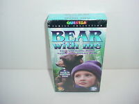 Bear With Me Vhs Video Tape Movie Questar