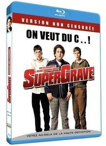 Supergrave [Blu-ray] NEUF - VERSION FRANÇAISE