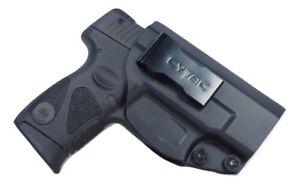 INSIDE PANTS,LAW PISTOL SECURITY RUGER SP101 Concealed GUN Holster 809