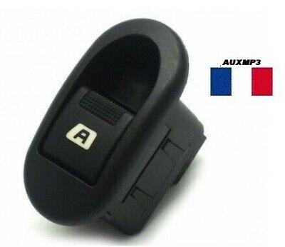 Interrupteur bouton commande l/ève vitre C2 C3 1007 6554.L7