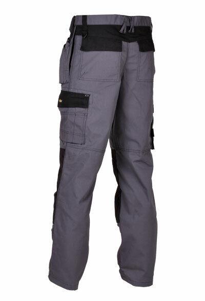 teXXor Multifunktion Cordura Herren Arbeitshose Bundhose Workwear