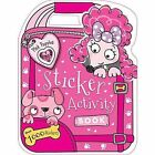 Pink Puppy Sticker Activity Book by Thomas Nelson (Mixed media product, 2014)