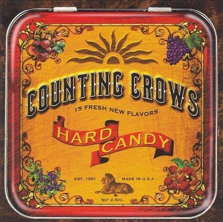 1 of 1 - Hard Candy [Revised Bonus Tracks] by Counting Crows (CD, Jan-2003, Universal Di…