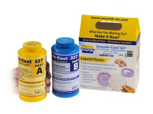 860gm Smooth Cast Series ColorMatch Trial Kit 327