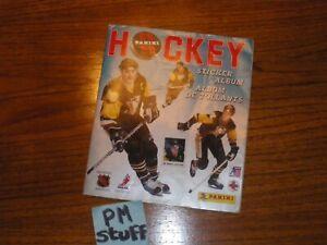 1988-89-NHL-Hockey-Panini-Sticker-album-1988-89-Album-Autocollants-Panini