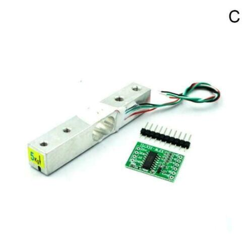 HX711 AD-Wägemodul G1Y8 1//5//10 20KG Wägezellen-Gewichtssensor