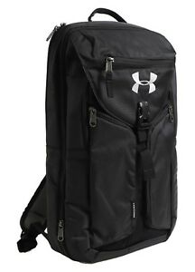 UNDER ARMOUR COMPEL 2.0 Sling Backpack Bags Black Unisex Casual Bag ... 2349261b9f165