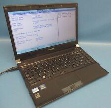 "TOSHIBA Protege R830 Laptop-13.3""-Intel Core i5-2520M@2.50GHz-8GB RAM-320GB HDD"