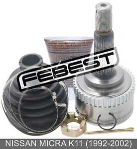 Outer-Cv-Joint-19X48X23-For-Nissan-Micra-K11-1992-2002