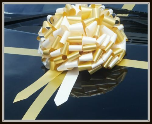 SUPERFAST DISPATCH!! Large Car Bow  Extra Large Gift Bow