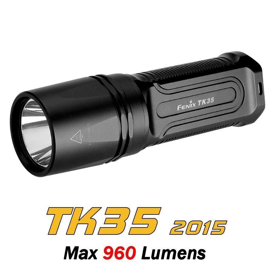 Fenix TK35 - 960 Lumens