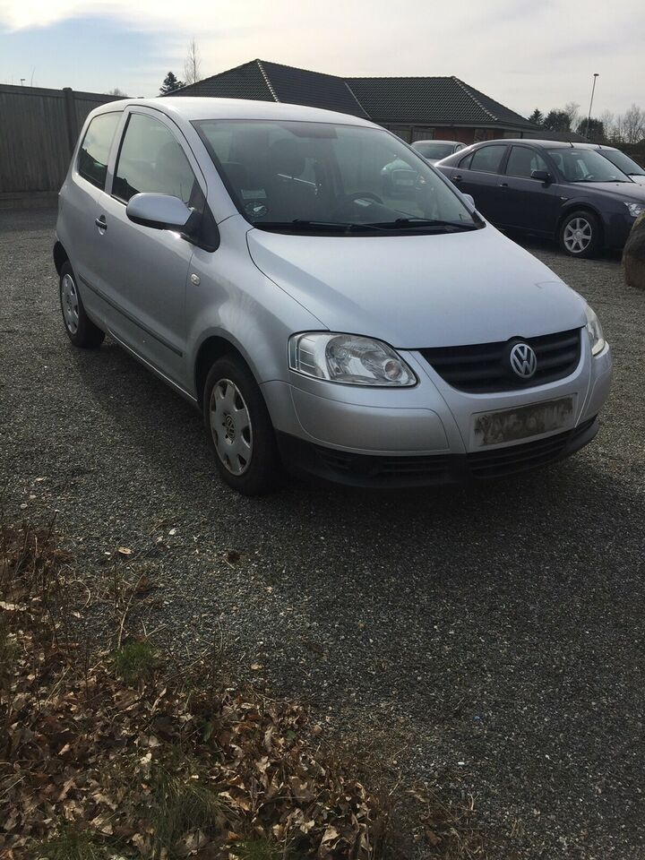 VW Fox, 1,4 75, Benzin