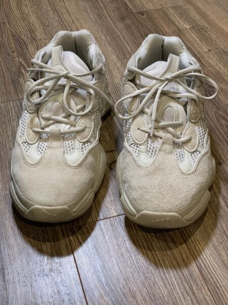381a48a77b145 NWB adidas Yeezy Boost 500 Blush Desert Rat YZY Kanye 100 Authentic DB2908  for sale online