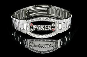 Poker bracelet casino 2424 decines