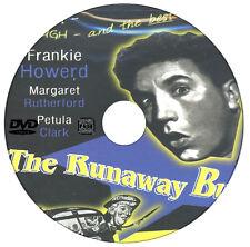 The Runaway Bus - Margaret Rutherford, Frankie Howerd, Petula Clark - 1954