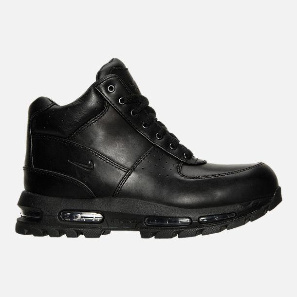 Nike Air Max Goadome Leather Homme Bottes Noir