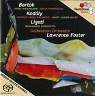 Dances From Galnta/Deux Portraits/Hry Jnos von Lawrence Foster,Gulbenkian Orchestra (2010)