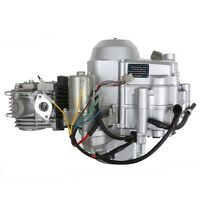 125cc 3+1 Electric Start Semi-auto Engine Motor For Atv Trail Dirt Bike Go Kart