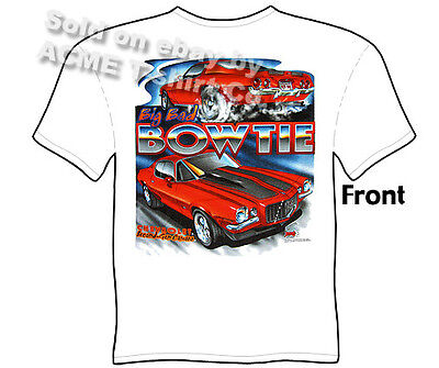1972 Red Chevy Camaro Z28 a Custom Hot Rod USA T-Shirt 72 Muscle Car Tees