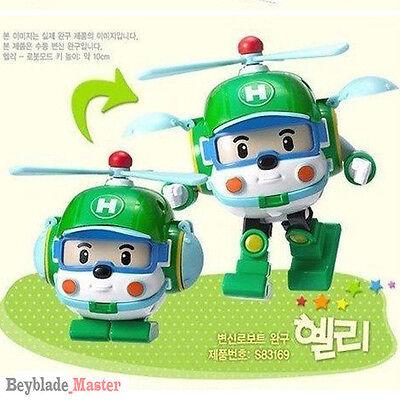 "ROBOCAR POLI /""POLI/"" Transforming robot Transformable transformer TOY NEW"
