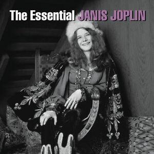 JANIS-JOPLIN-The-Essential-2CD-BRAND-NEW-Best-Of-Greatest-Hits