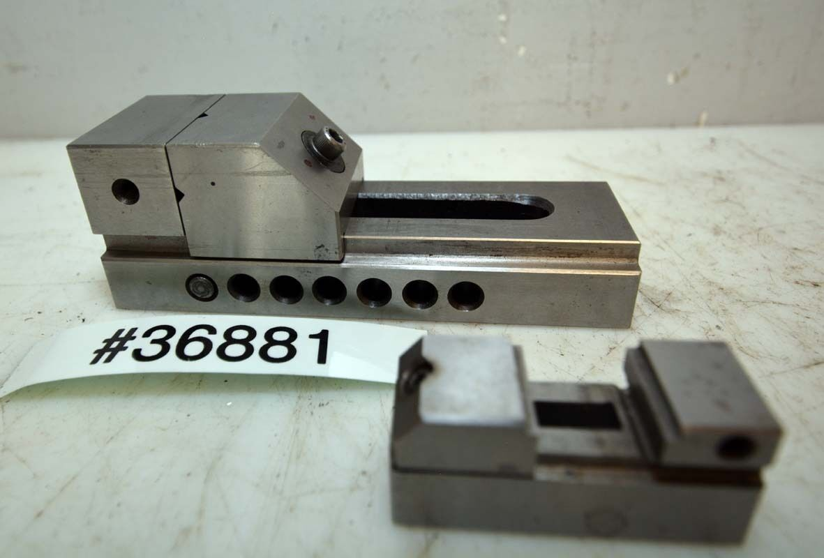 Máquina 2 de precisión de 2 Máquina pequeñas Prensas (Inv.36681) 14b6ea