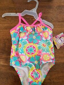 3e9bf87e0a68f Swimsuit Swimwear Bathing Suit Baby Girl 3/6 Month 1 PC OP NWT   eBay