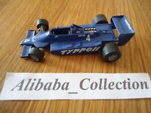 Kit Tenariv Tyrrell 9 N ° 19 Jarier 4 1/43 F1 Formule 1