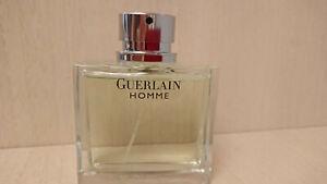 Guerlain-Homme-80-ml-Eau-de-Toilette-Pour-Homme-Spray-Men-EDT-VINTAGE